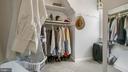 Large walk in master closet - 13 MEADOWGATE CIR, GAITHERSBURG
