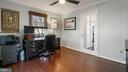 Dining room can be used as an office - 13 MEADOWGATE CIR, GAITHERSBURG