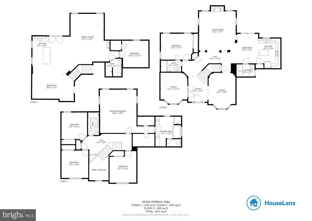 Floorplan - 29 HUBBARD CT, STAFFORD