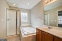 Master Bathroom - 5637 ASSATEAGUE PL, MANASSAS