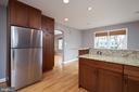 Renovated Kitchen w/ ample counter top space - 11006 HARRIET LN, KENSINGTON