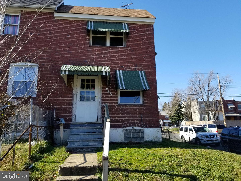 Single Family Homes 为 销售 在 3800 10TH Street Brooklyn, 马里兰州 21225 美国