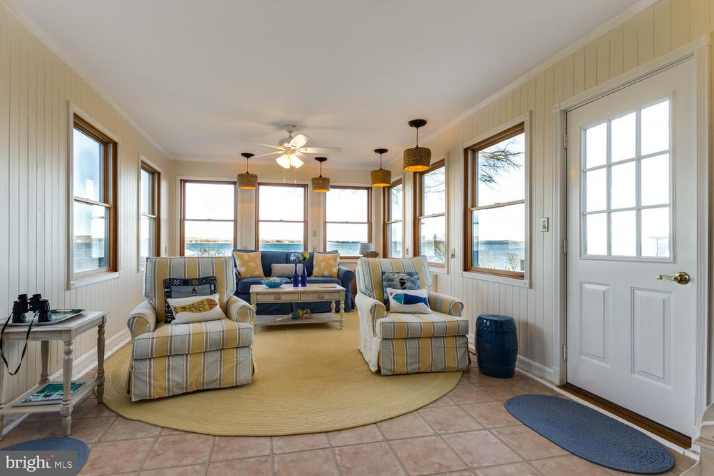 Every window has a view of the water! - 15798 LANCASTER FARM RD, NEWBURG