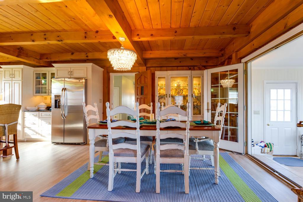 Dining Area off Kitchen - 15798 LANCASTER FARM RD, NEWBURG