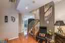 Foyer - 11485 WATERHAVEN CT, RESTON