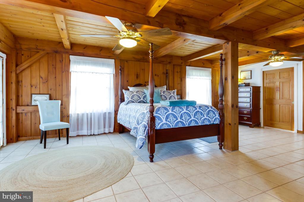 Master Bedroom on Main Level - 15798 LANCASTER FARM RD, NEWBURG