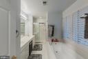 master bath - 11485 WATERHAVEN CT, RESTON