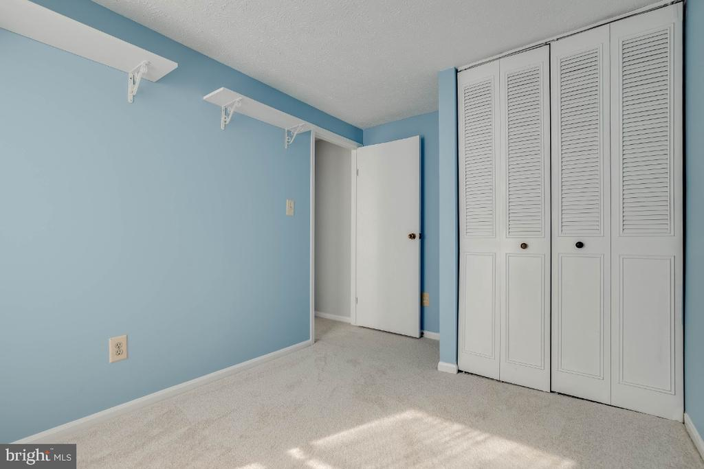 Third bedroom with another large closet - 1809 TILLETSON PL, WOODBRIDGE