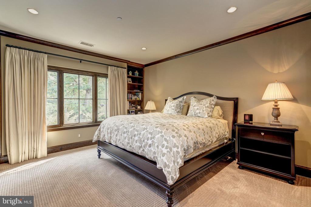 Second Bedroom - 8001 OVERHILL RD, BETHESDA