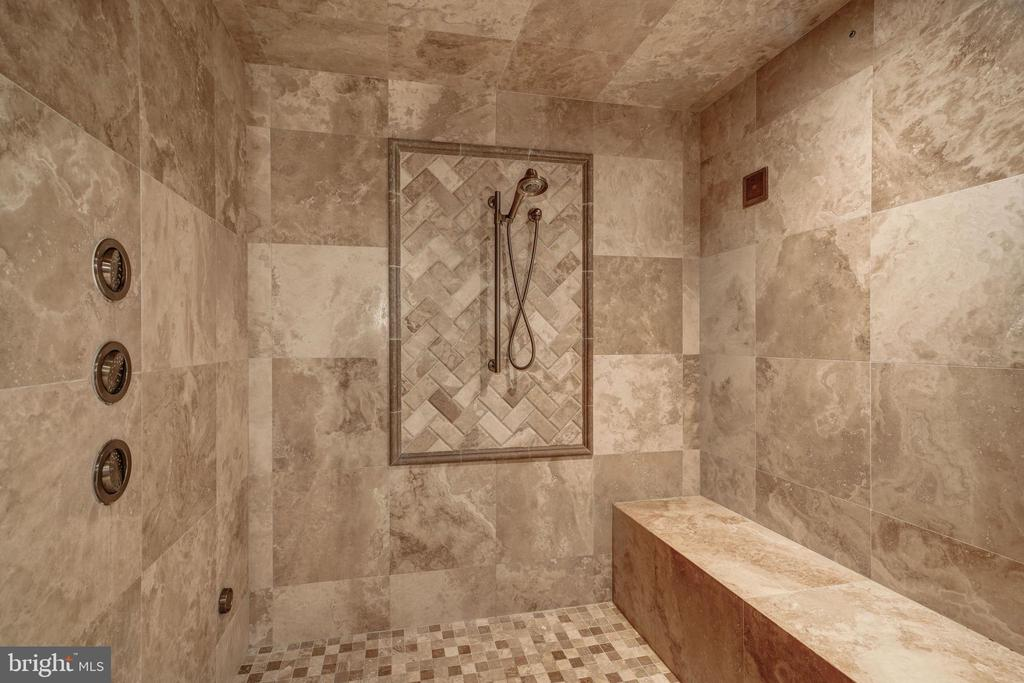Master Bath - 8001 OVERHILL RD, BETHESDA