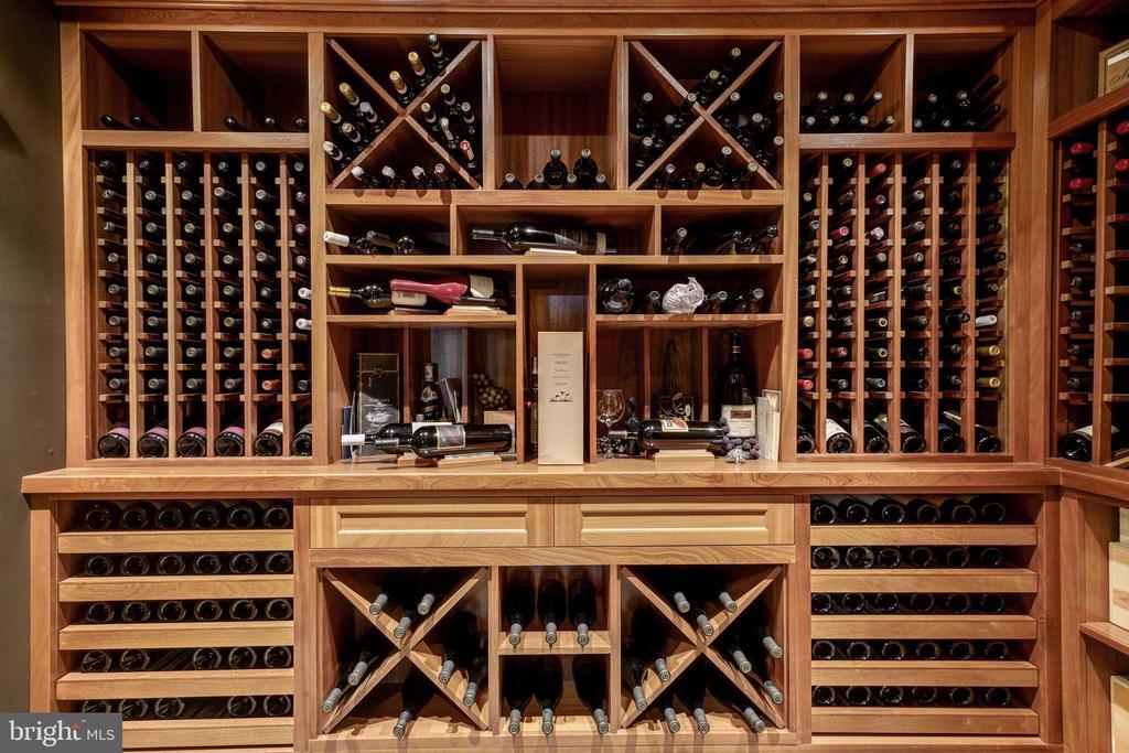 Wine Cellar - 8001 OVERHILL RD, BETHESDA