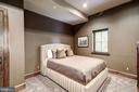 Fourth Bedroom - 8001 OVERHILL RD, BETHESDA