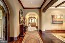 Foyer - 8001 OVERHILL RD, BETHESDA