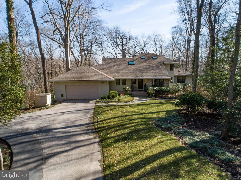 Single Family Homes för Försäljning vid Crownsville, Maryland 21032 Förenta staterna