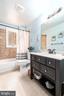 Hallway Bath - 2468 MOUNT CARMEL RD, BLUEMONT