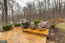Deck - 2468 MOUNT CARMEL RD, BLUEMONT