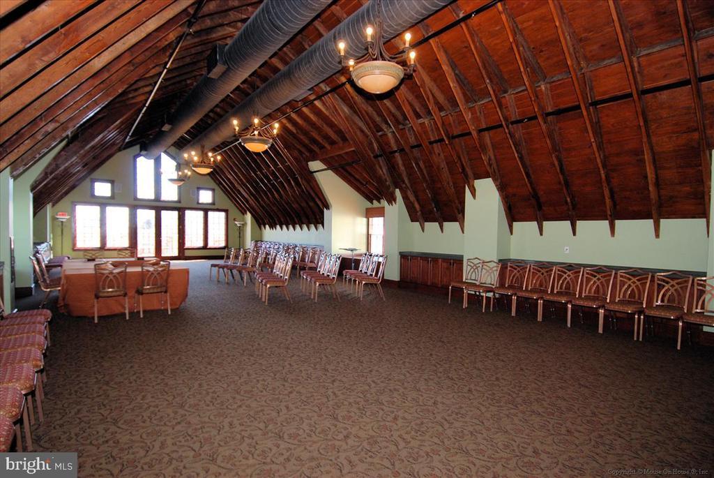 Lansdowne's Amenities- Party Room - 43168 HASBROUCK LN, LEESBURG