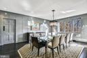 Dining Room - 4 THOMPSON CIR NW, WASHINGTON