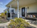 Front Porch - 4803 TIMBER DR, MOUNT AIRY