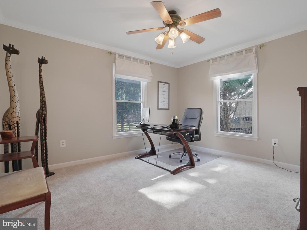 Office/Den on Main Level - 4803 TIMBER DR, MOUNT AIRY