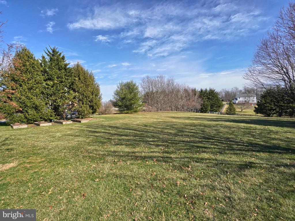Stunning level lot - 4803 TIMBER DR, MOUNT AIRY