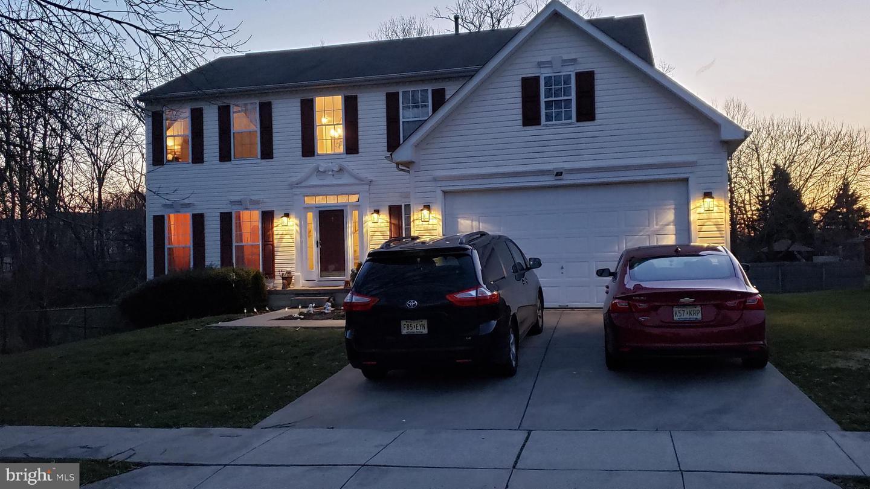 Single Family Homes للـ Sale في Bordentown, New Jersey 08505 United States