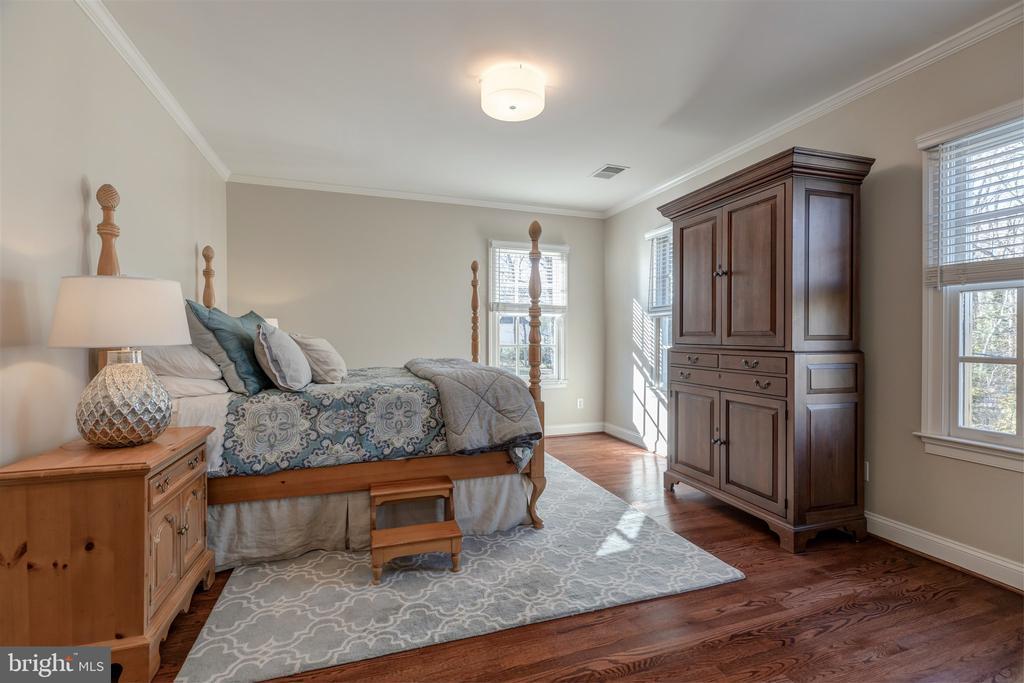 Bedroom #2 with En-Suite Bath - 8429 BROOK RD, MCLEAN