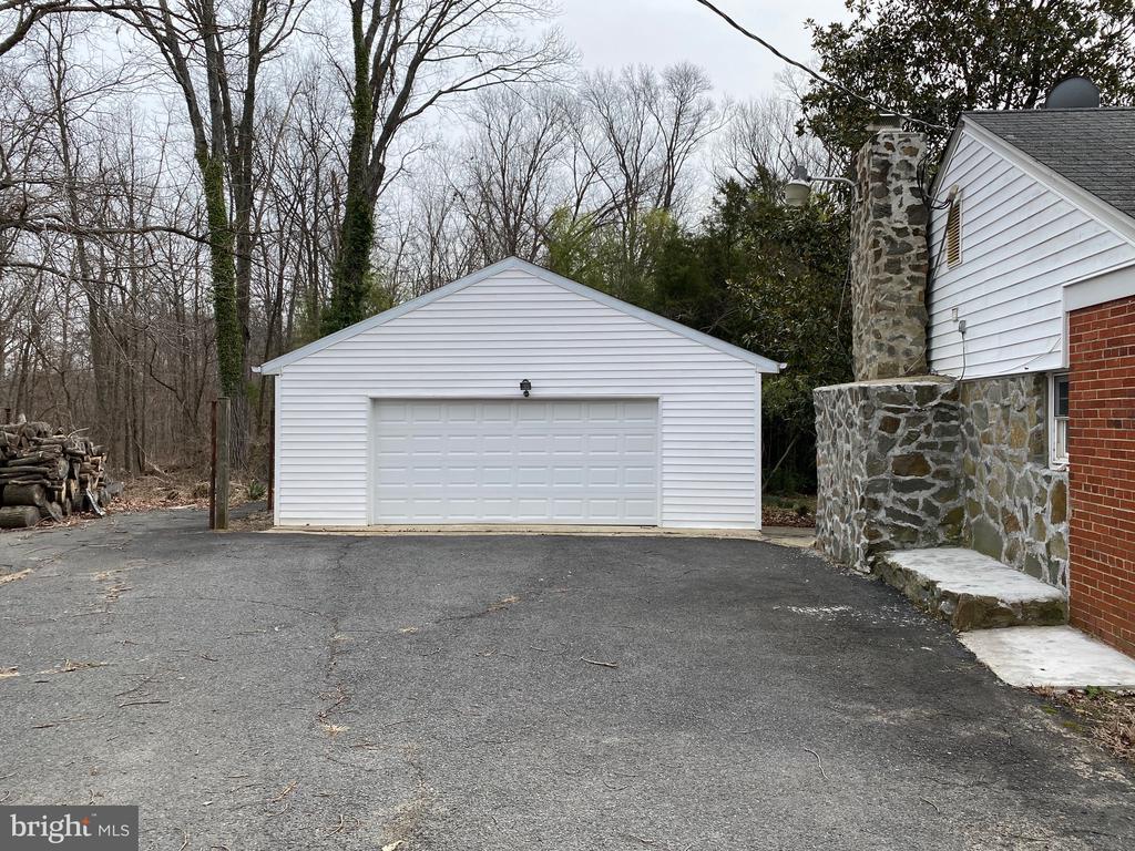 Garage - 4335 SHIRLEY GATE RD, FAIRFAX