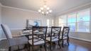 Dinning room - 10382 SPRINGSIDE TER, IJAMSVILLE