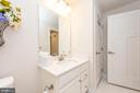 Lower level full bath 3 - 9689 AMELIA CT, NEW MARKET