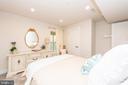 Lower level bedroom 4 - 9689 AMELIA CT, NEW MARKET