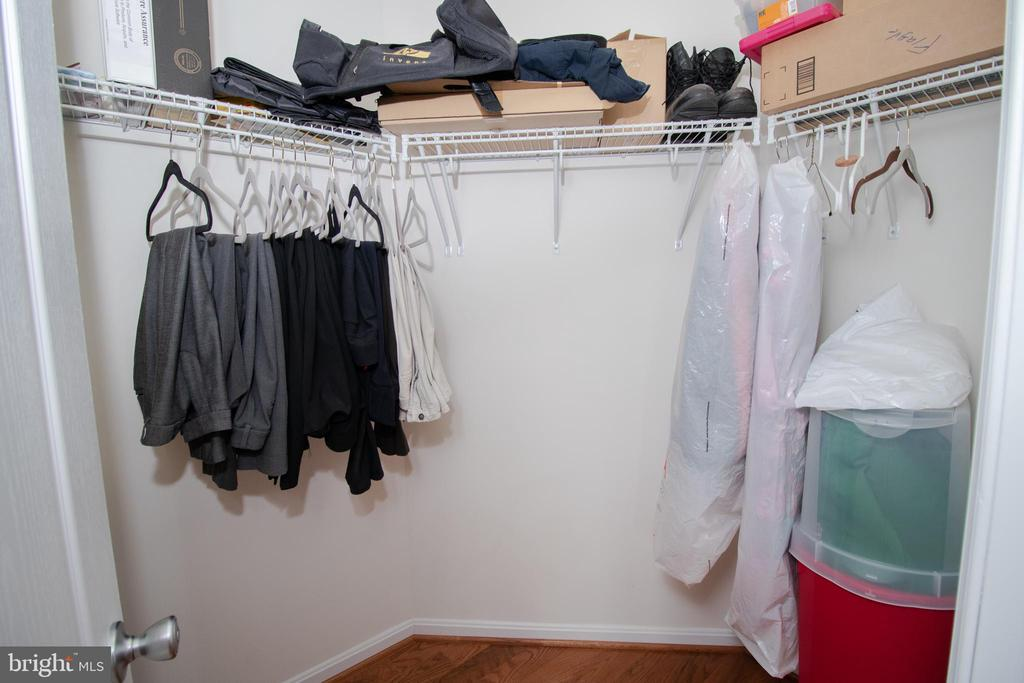 Walk In  Closet for Bedroom #4 - 42011 ZIRCON DR, ALDIE