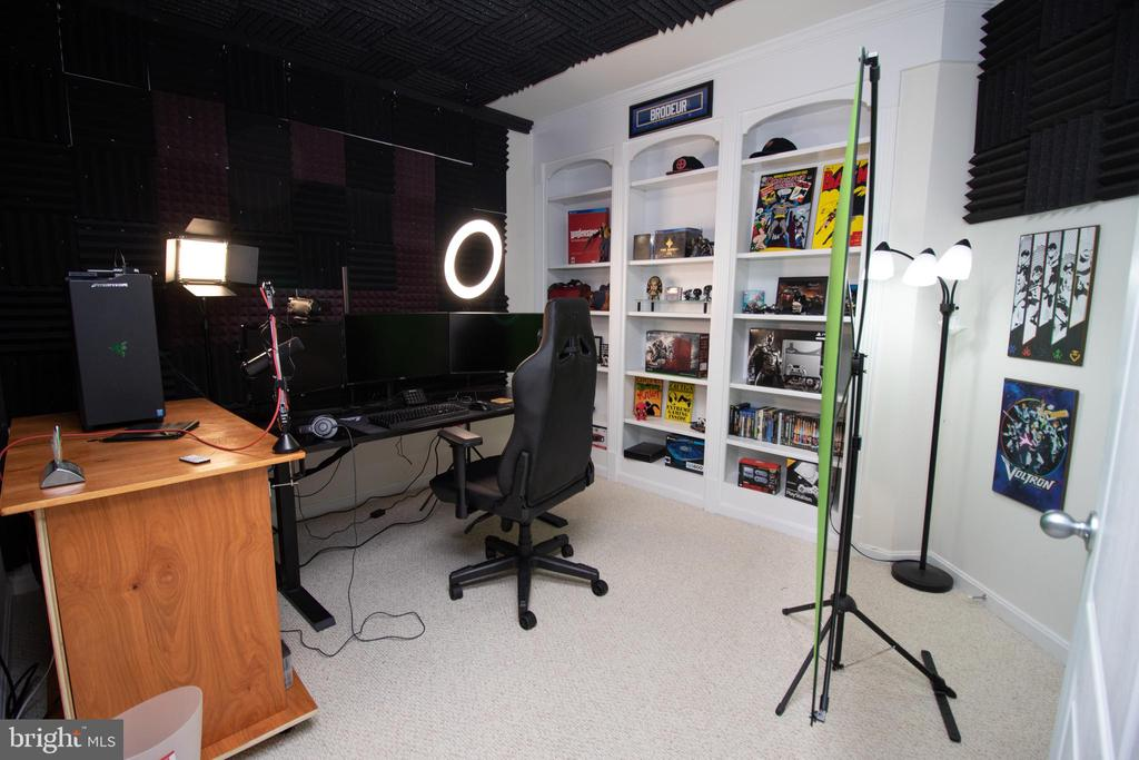 Studio/Craft Room/Office on Lower Level - 42011 ZIRCON DR, ALDIE