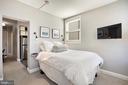 Unit #3 living/bedroom area - 1932 15TH ST NW, WASHINGTON