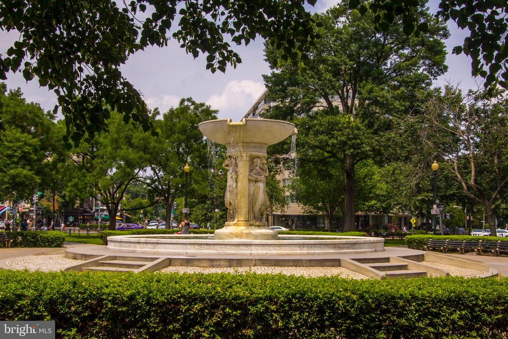 Enjoy the Dupont Circle location - 1932 15TH ST NW, WASHINGTON