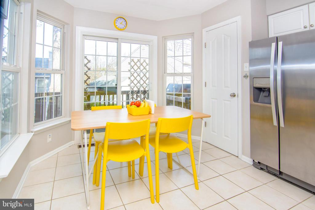 Eat in kitchen! - 6477 EMPTY SONG RD, COLUMBIA