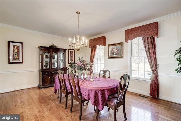 Formal Dining - 39520 CHARLES TOWN PIKE, HAMILTON