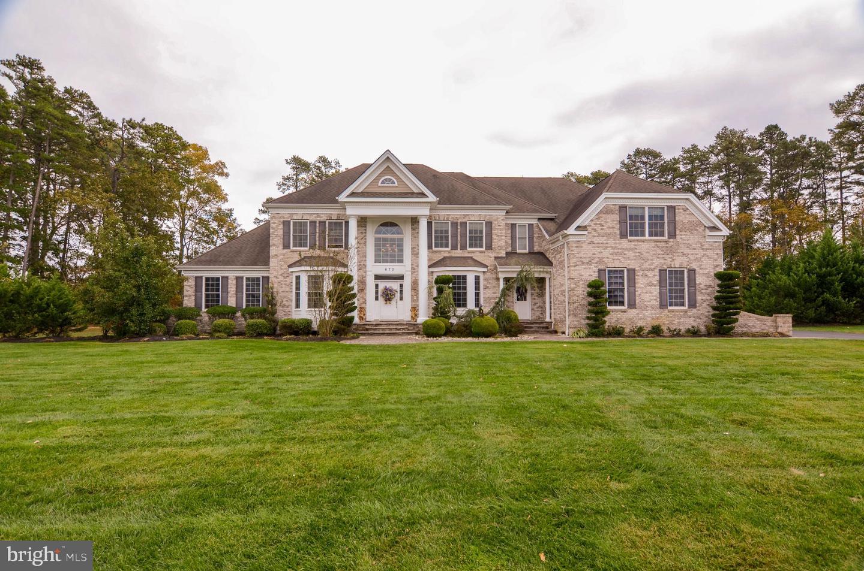 Single Family Homes للـ Sale في 670 RACHEL Drive Franklinville, New Jersey 08322 United States