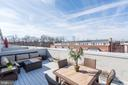 Rooftop Terrace with Western Views - 12086 KINSLEY PL, RESTON