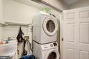 Large Laundry Area - 12086 KINSLEY PL, RESTON