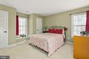 Bedroom 4 en Suite - 8108 SPRUCE VALLEY LN, CLIFTON
