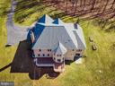 Grand Aerial View - 8108 SPRUCE VALLEY LN, CLIFTON