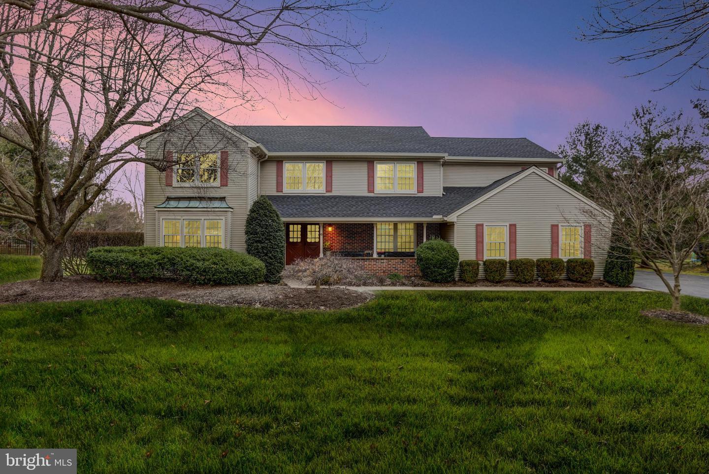 Single Family Homes pour l Vente à Lawrenceville, New Jersey 08648 États-Unis