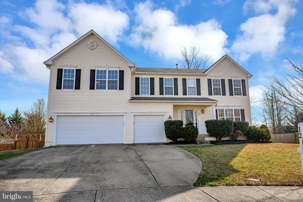 - 12 GRANITE CT, FREDERICKSBURG