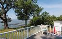 Private Balcony overlooking your private dock - 4005 BELLE RIVE TER, ALEXANDRIA