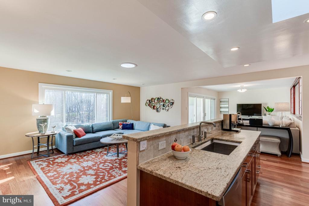 Open Floor Plan - 10907 WATERMILL CT, OAKTON