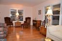 Full length living room - 5827 WESSEX LN, ALEXANDRIA