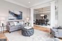 Living Room - 12184 HICKORY KNOLL PL, FAIRFAX