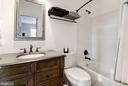 En Suite Bathroom - 12184 HICKORY KNOLL PL, FAIRFAX
