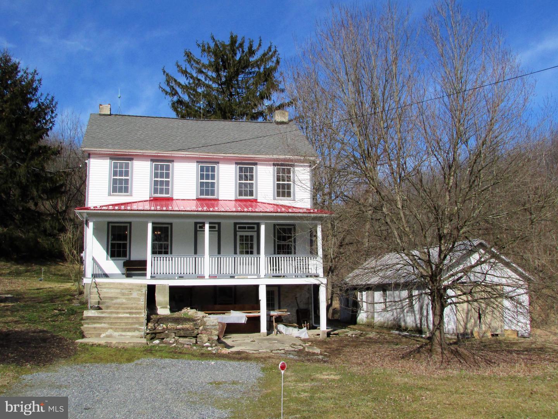 Single Family Homes για την Πώληση στο Kempton, Πενσιλβανια 19529 Ηνωμένες Πολιτείες